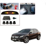 Auto Addict Car Black Reverse Parking Sensor With LED Display For Mercedes Benz GLA-Class