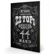Z Z Top Fa festmény - (&&string0&&) - PYRAMID POSTERS - SW10967P
