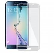 Mica Cristal Templado Para Samsung G925 Galaxy S6 Edge Curva - Transparente