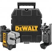 Nivela laser cu 3 linii Dewalt DW089K