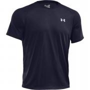 Under Armour Men's Tech T-Shirt - Navy - L - Navy