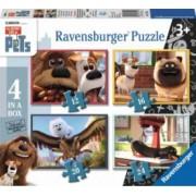 PUZZLE PETS - SINGURI ACASA 12162024 PIESE Ravensburger