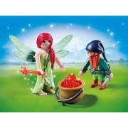 Set 2 Figurine - Elf si Pitic