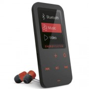 Energy Sistem MP4 Bluetooth Touch 8GB Negro/Coral