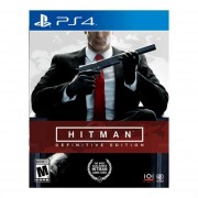 Hitman Definitive Edition Playstation 4