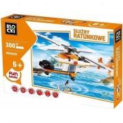 Servicii de urgență-blocuri - elicopter de salvare (KB85009)