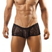 Joe Snyder Xpression Boxer Brief XPS Lace Black Underwear