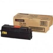 Kyocera Tk-320 Bk Original Lasertoner (15000 Sidor)