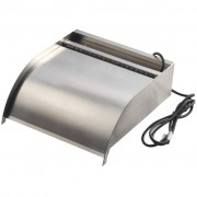 Ubbink Vattenfall Nevada Rostfritt stål LED 13x30x33cm