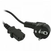 Power Cord Akyga AK-PC-01 IEC C13 CEE 7/7 250V/50Hz 1.5m AK-PC-01