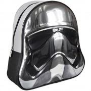 Star Wars 3D ezüst hátizsák