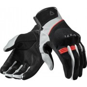Rev'it! Gloves Mosca Black-Red XL
