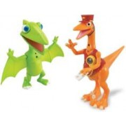 Tomy Jouet interactif Dino Train : Pack 2 personnages