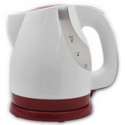 Електрическа кана ZEPHYR ZP 1230 CZ, 2200W, 1.6 литра, Бял/червен