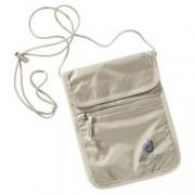deuter Brusttasche Security Wallet II Sand