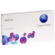 CooperVision Biofinity Contacts (3 contact lenses)