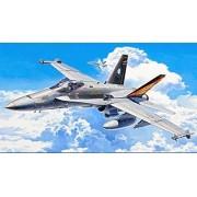 Revell - 04984 - Maquette D'aviation - F/A - 18c Hornet - 88 Pièces - Echelle 1/72-Revell