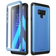 SUPCASE Funda Samsung Galaxy Note 9, [Serie UB Neo ] Funda de Envoltura Completa de Doble Capa con Protector de Pantalla Incluido para Samsung Galaxy Note 9 Plus 2018 (Azul)