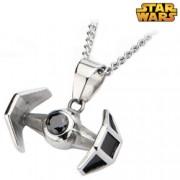 Star Wars TIE Fighter Pendant Necklace