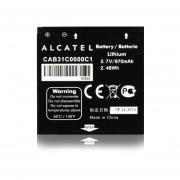 Batería Alcatel OT-606 OT-606a CAB31C0000C1 Clase A Original - Negro