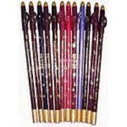 12 Eye / Lip Liner Pencils - Set Of 12 Pencil