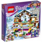 Set de constructie LEGO Friends Patinoarul Statiunii de Iarna