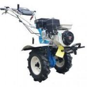 Motocultor profesional AGT 7580 Premium cu motor HONDA GP 200 putere 6.5 CP + roti cauciuc + rarita