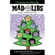 Christmas Fun Mad Libs: Stocking Stuffer Mad Libs, Paperback