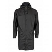 Rains Regenjassen Long Jacket Zwart
