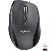 Мишка Logitech M705 Marathon, оптична (1000 dpi), безжична, USB, черна