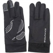 Běžecké rukavice Endurance Watford Unisex černé L