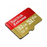Card MicroSD Sandisk Extreme 32GB, UHS-I, 100MB/s