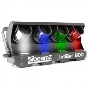 IntiBar800 4-Head Barrel 4 x 10W LED DMX