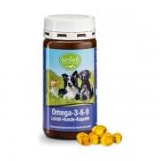 Sanct Bernhard Omega-3-6-9 lenmagolaj kapszula kutyáknak 180db
