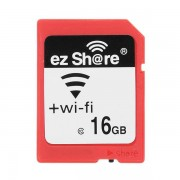 Meco EZ Share 3rd Generation C10 16GB WIFI Memory Card with WIFI Switch