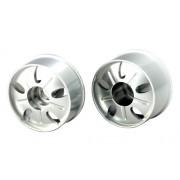 Lamborghini Diablo for aluminum wheels (AERO / Silver) MZH261S (japan import)