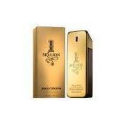 Perfume 1 Million Paco Rabanne Eau de Toilette Masculino 100 ml