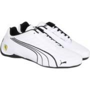 Puma SF Future Kart Cat Running Shoes For Men(White)