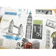Colcha de Gobelino modelo Londres