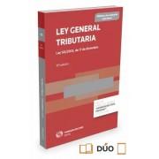 Aa.Vv Ley general tributaria (duo papel + ebook)