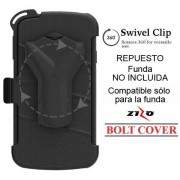 Funda ZIZO Bolt REPUESTO CLIP Samsung S9 FUNDA NO INCLUIDA
