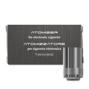 Ovale Testa atomizzatore Ovale Genus - 1,5 Ohm - 5 pz