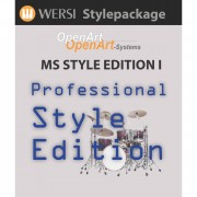 Wersi MS Professional Style Ddition 1 Sound Package OAS