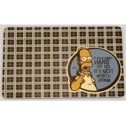 BergHOFF Simpsons 4 db-os vágódeszka