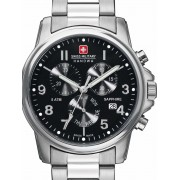 Ceas barbatesc Swiss Military Hanowa 06-5233.04.007 Swiss Soldier Chrono Prime 39mm 10ATM