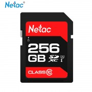 NETAC P600 256GB High Speed Micro SD Card Class 10 Micro SD TF Card