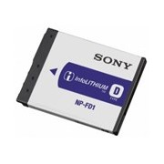 Sony InfoLITHIUM NP-FD1 Battery - Lithium Ion (Li-Ion)
