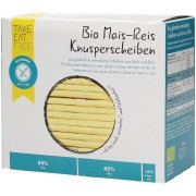 TAKE EAT FREE Bio Mais-Reis Knusperscheiben - 150 g