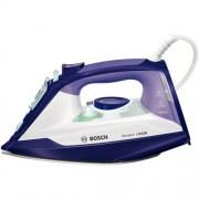 Fier de calcat cu aburi Bosch, putere 2600 W culoare purple alb TDA3026010 GARANTIE 2 ANI