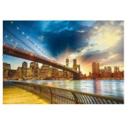 Puzzle 1000 piese Peisaje internationale New York Noriel